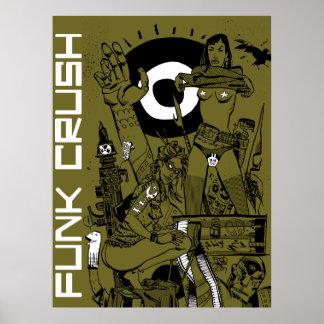 Funk Crush Print/Poster