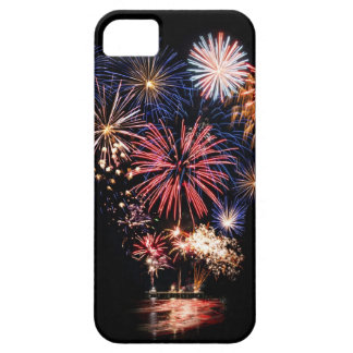 Funky 4th of July Fireworks iPhone 5 Cases