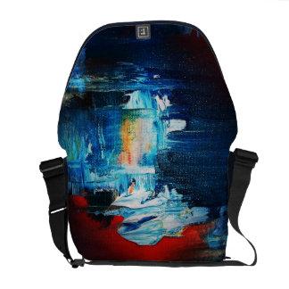 Funky Abstract Art Bag! #4 Commuter Bag