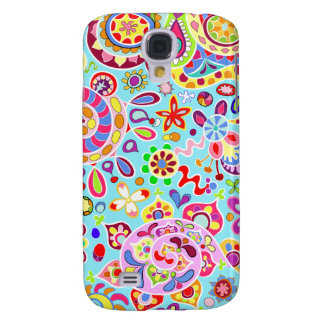Funky Abstract Galaxy S4 Case