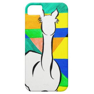 Funky Alpaca iPhone 5 Cover