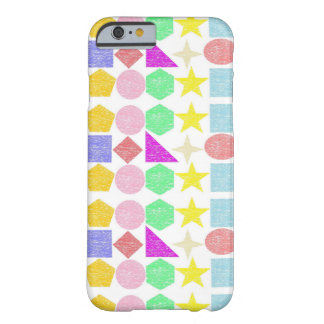 Funky and fresh case for iPhone 6 Barely There iPhone 6 Case