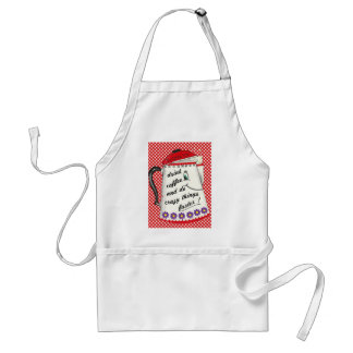 funky apron