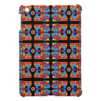 funky art deco i-pad mini case iPad mini cases