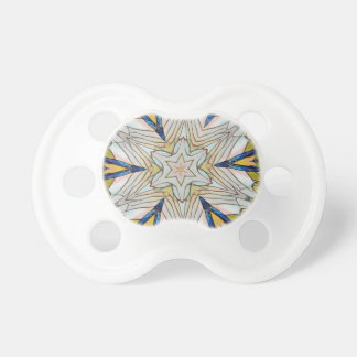 Funky Artistic Star in Daisy Shaped Abstract Dummy