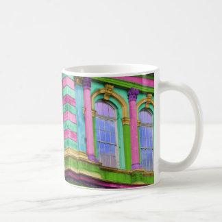 Funky Artsy Architecture Mug