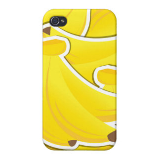 Funky bananas case for the iPhone 4