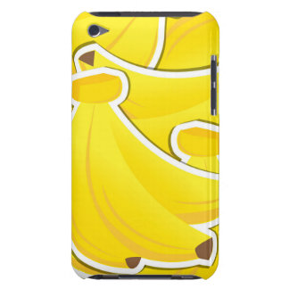 Funky bananas iPod touch cases
