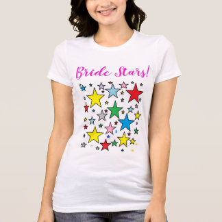Funky Best Bridesmaids Ever Bride Stars Top