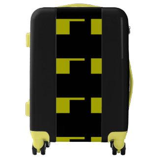Funky Black Mod Natalia's fave Luggage