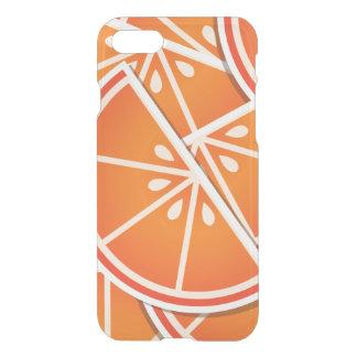 Funky blood orange wedges iPhone 7 case