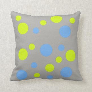 Funky Bubbles Pillow