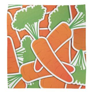 Funky carrot do-rag