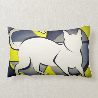 Funky Cat Cushion