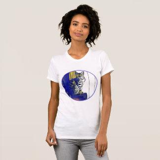 Funky cat shirt