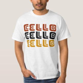 Funky Cello Trio Gift T-Shirt