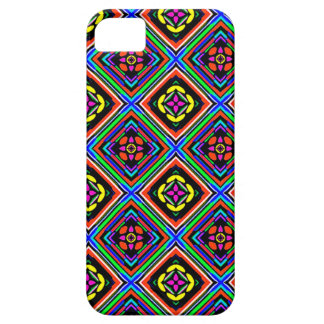funky colorful phone case