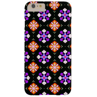 funky colorful retro phone case original pattern
