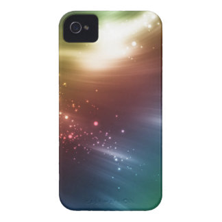 Funky Colors Glow with Name Blackberry Phone Case Blackberry Bold Covers