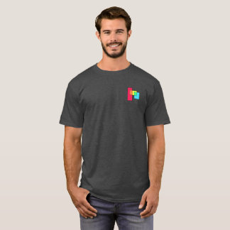Funky coloured rectangles T-Shirt