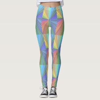 Funky Colourful Leggings