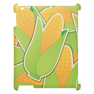 Funky corn iPad cover