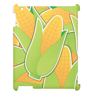 Funky corn iPad covers