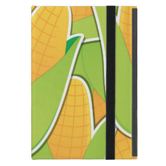 Funky corn iPad mini case