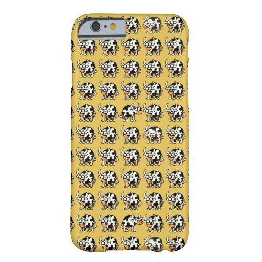 Funky Cows iPhone 6 Case