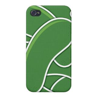 Funky cucumber iPhone 4 cover