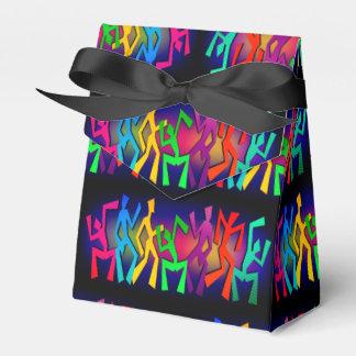 Funky Dancers Favour Box