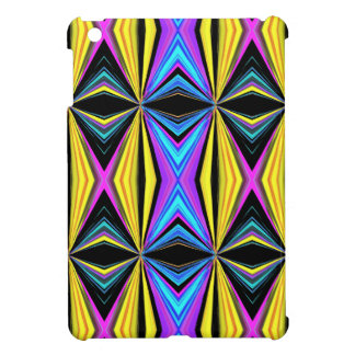 Funky Diamond Pattern iPad Mini Case