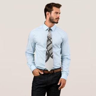 Funky doodle tie