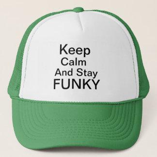 Funky Fam Merchandise Trucker Hat