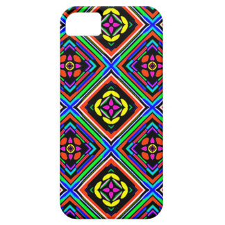 funky floral colorful case