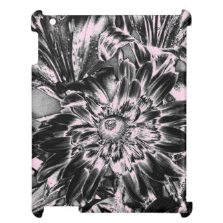 Funky Flower iPad Cover