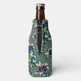 Funky Fractal Bottle Cooler