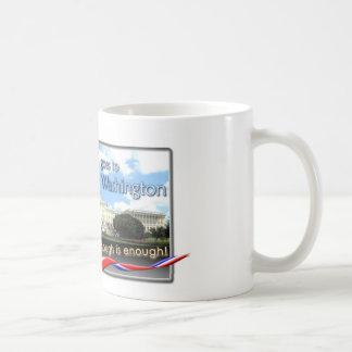 Funky Fraulien goes to Washington Coffee Mug