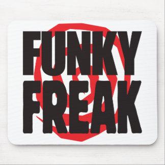 Funky Freak Mousepads