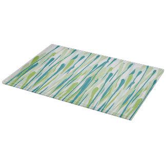 Funky Fresh Grasses Cutting Board