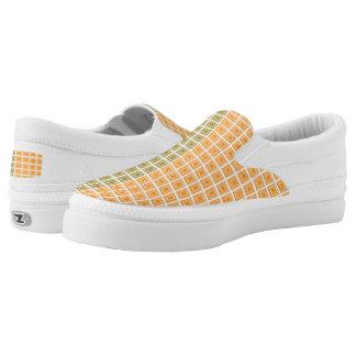 Funky Fun -Women or Men Slip On Printed Shoes