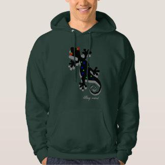 Funky Gecko Sweatshirt for Men