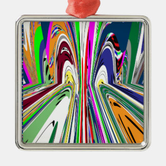 FUNKY Graphics Deco Art Gifts Festival Season 2014 Christmas Tree Ornament