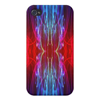 funky groovy Pern 4 casing Cover For iPhone 4