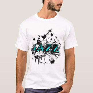 Funky jazz T-Shirt