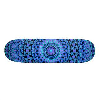Funky Kaleidoscope Skate Board Deck