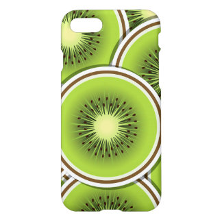 Funky kiwi fruit slices iPhone 7 case