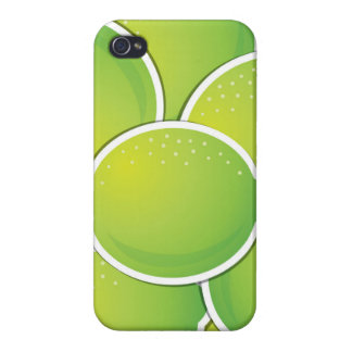 Funky lime iPhone 4 covers