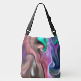 Funky Liquid Potion Crossbody Bag