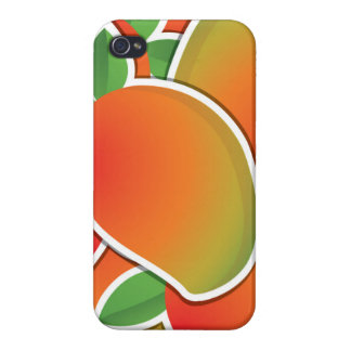 Funky mango case for the iPhone 4